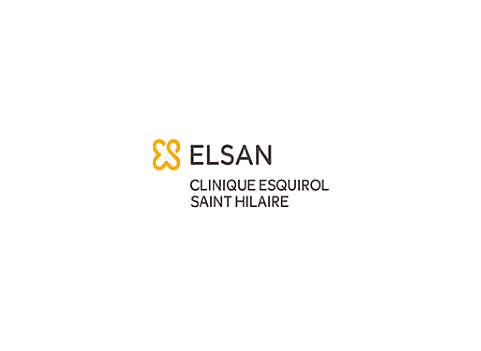 Logo Clinique Esquirol saint hilaire - ELSAN