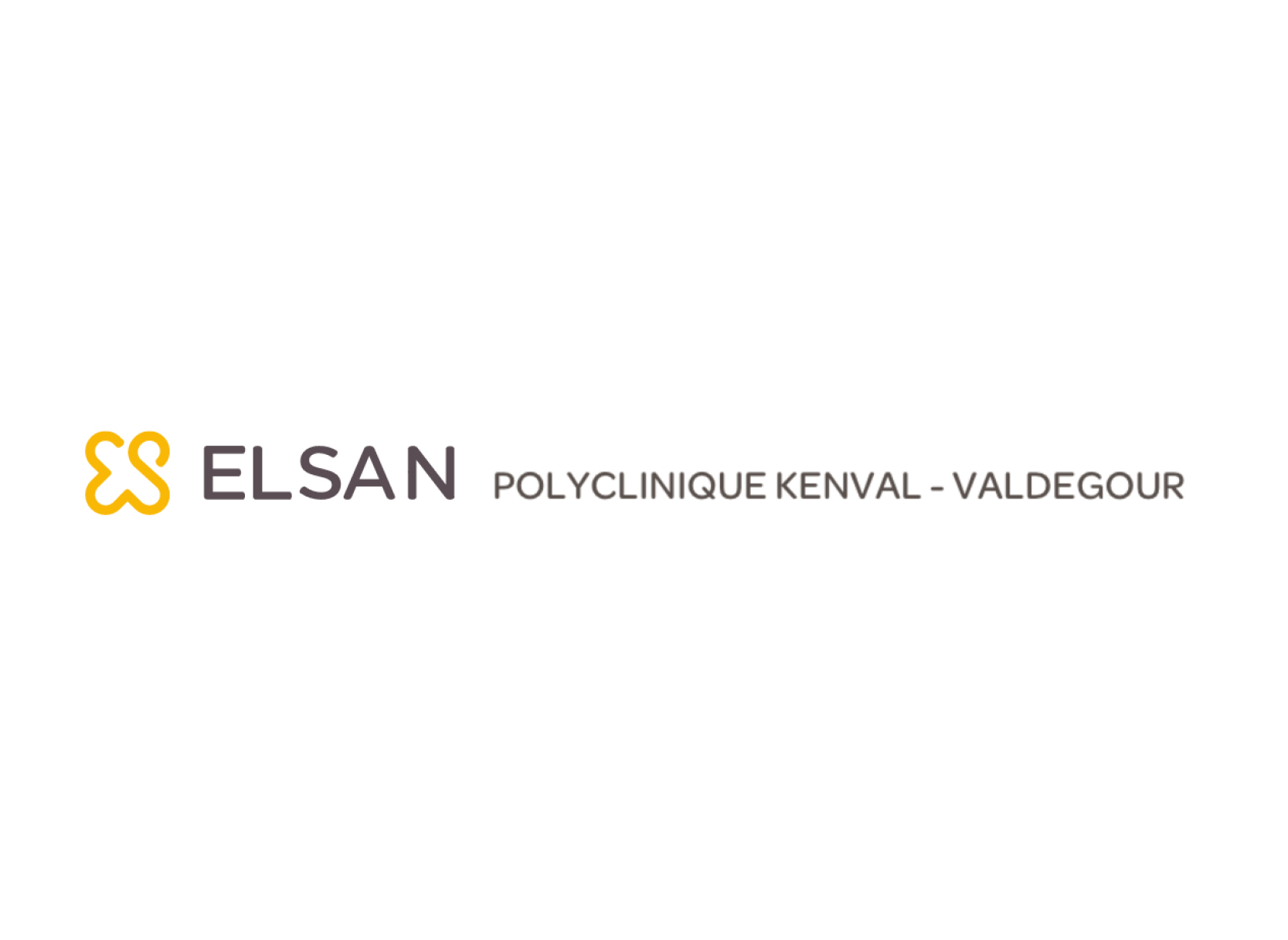 Logo Polyclinique Kenval - ELSAN