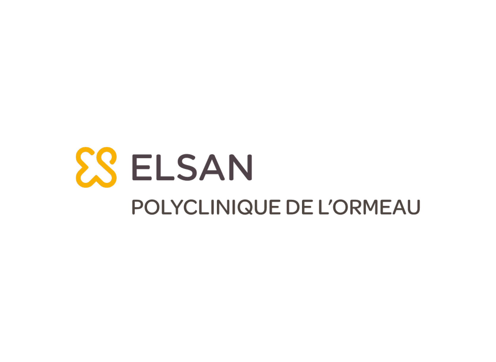 Logo Polyclinique de l'Ormeau - ELSAN